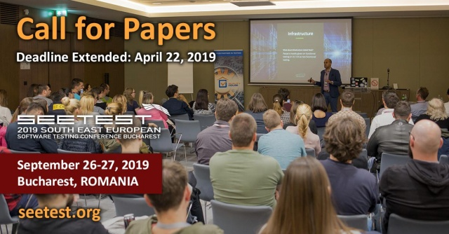 Call for Papers has been extended!